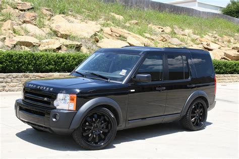 black land rover lr3 lr3 pics with 22 quot deluxe design d10