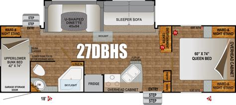 nash travel trailer floor plans nash travel trailer floor plans best free home
