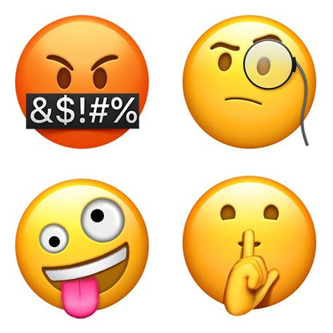 pictures new emojis coming to ios 11 1 business insider