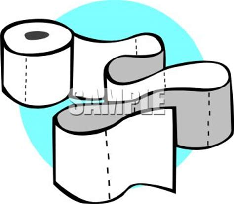 toilet paper clip art of paper published clipart cliparthut free