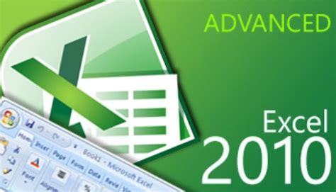 advanced excel 2010 training dvd tutorial video excel 2010 advanced training atomic learning