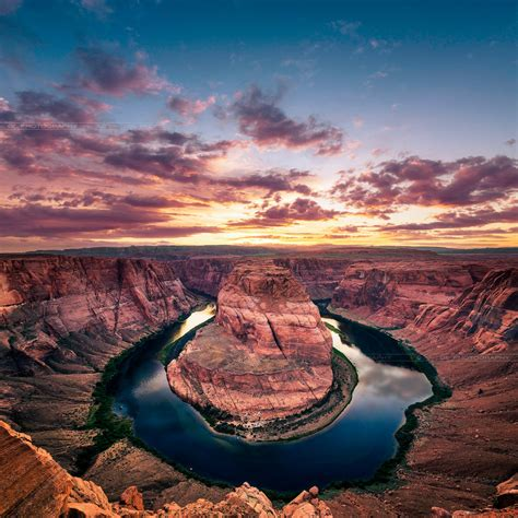 horseshoe bend page arizona flickr horseshoe bend page arizona usa vertorama 2378x2378px