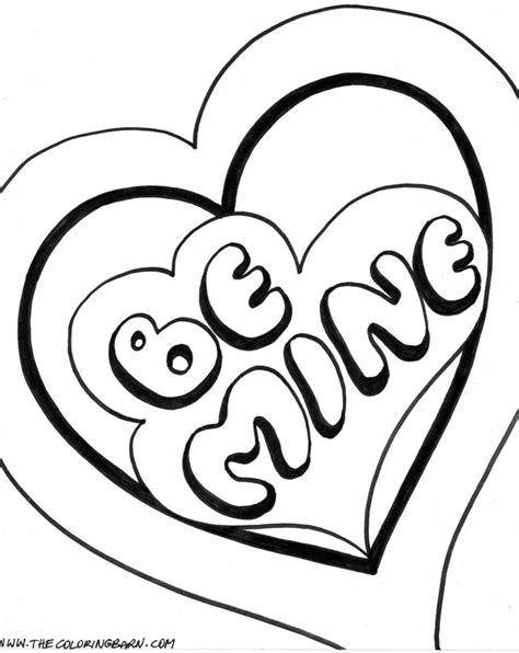 double heart coloring page cute valentine coloring pages page cupid valentine