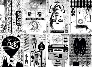 free zine layout peculiarme my first zine inspired by karenann young