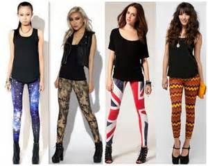 Why wearing leggings as pants is a big fashion no blurt online