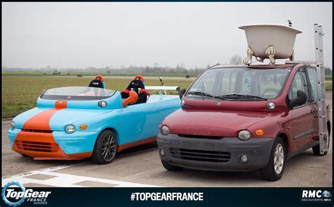 fiat multipla top gear top gear france saison 2