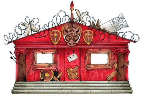 Percy Jackson Hades Cabin by Percy Jackson C Half Blood Cabins