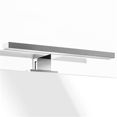 illuminazione led per specchio bagno lada bagno a led 30 cm per installazione a bordo specchio