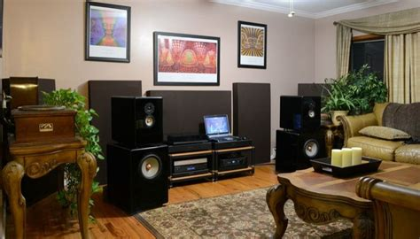 Live Room Acoustics by Room Acoustics For Home Theater Audiogurus