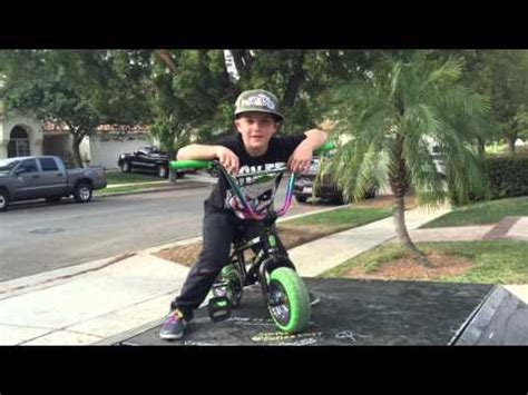 Bmx Giveaway - rocker mini bmx how to make do everything