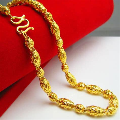 Design Online Marketing Caign | wholesale men s gold necklace female vietnam gold chain