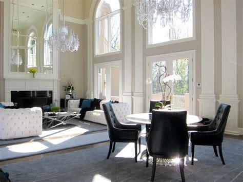 modern formal living room formal living room client install