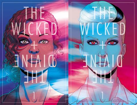 the wicked the 1632150190 quot the wicked the divine quot comic to become a tv series welcome to the legion welcome to the