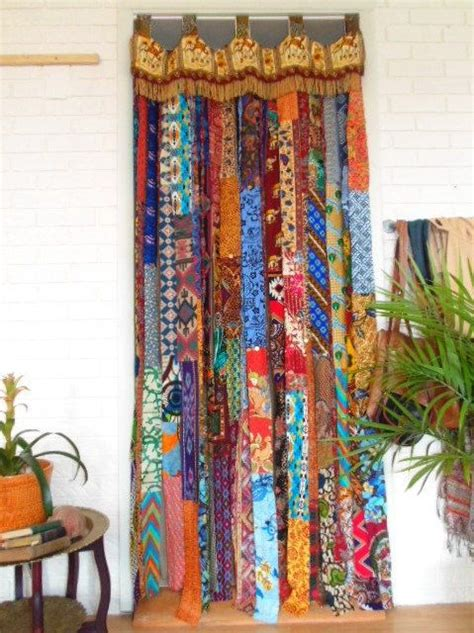 boho curtains best 20 scarf curtains ideas on pinterest