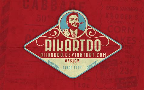 vintage design logo maker rikartdo retro logo by riikardo on deviantart