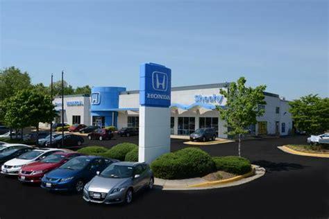 Honda Alexandria by Sheehy Honda Alexandria Va 22306 2301 Car Dealership