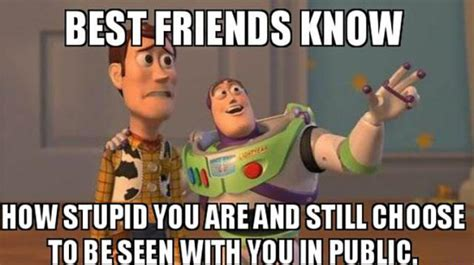 Funny Best Friend Meme - funny friendship memes to brighten your day friendship