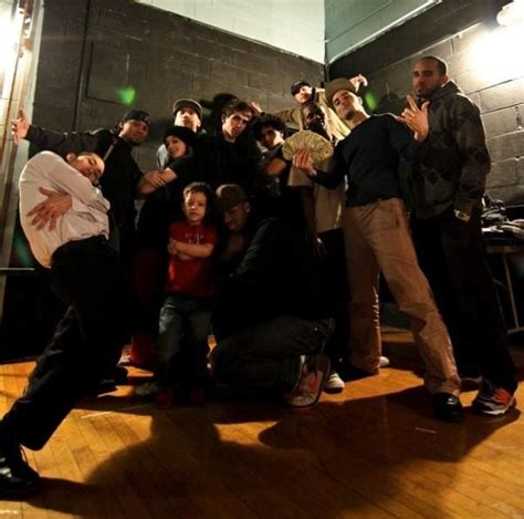 Kaos Get High 01 dancers nyc hip hop and breakdance manzana city crew