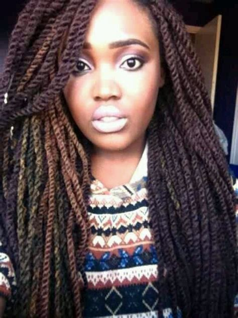 what is a marley hairdos 19 best images about kinky twists on pinterest