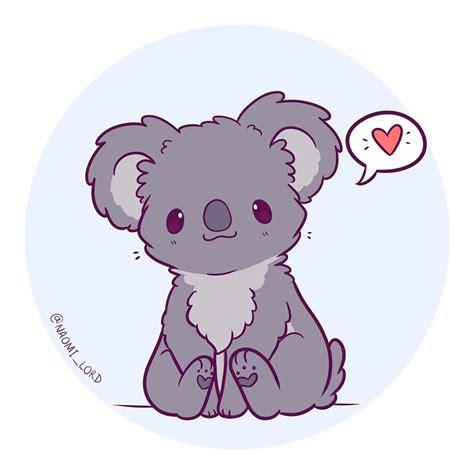 imagenes kawaii de koalas kawaii koala i m getting on with commissions today