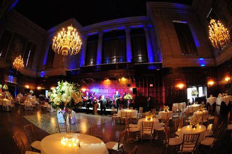 harvard club boston boston event lighting