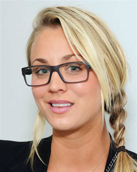 school hairstyles with glasses kaley cuoco everything with that stupid pixie