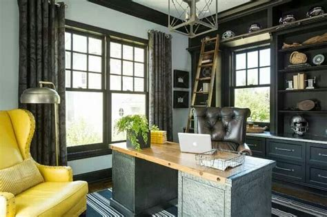 his and hers home office design ideas designing a masculine home office