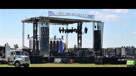 luke bryan farm tour luke bryan farm tour 2015 time lapse m j farms youtube
