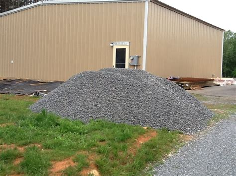 Ton Of Gravel Delivered Image Gallery Rock 8 Tons
