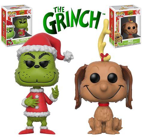 Funko Pop Dr Seuss funko pop books dr seuss the grinch bundle 2 pops new