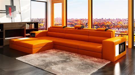 orange sofa interior design attractive design orange furniture room furnishing
