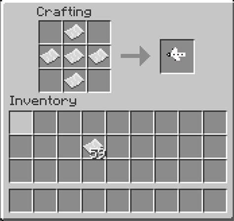 How Do You Craft Paper In Minecraft - shane s paper craft mod wip mods minecraft mods