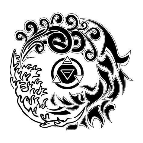 best 25 four elements tattoo ideas on pinterest water