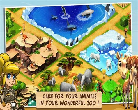 download game android wonder zoo mod wonder zoo animal rescue v1 6 1 apk data free download