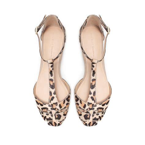 Sandal Leopard zara leopard sandals 1 freak deluxe
