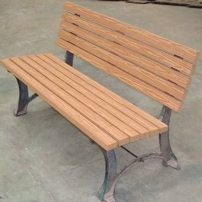 composite wood bench wood plastic composite garden bench manufacturer supplier
