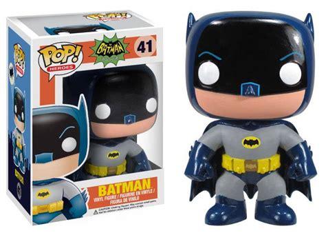 Funko Pop Batman Non Original funko pop vinyl classic batman tv series figures coming in october 2013