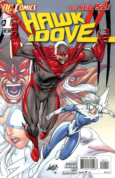 hawk and dove vol 3 yeah rob liefeld