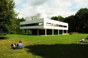 Small Country Houses Ad Classics Villa Savoye Le Corbusier Archdaily