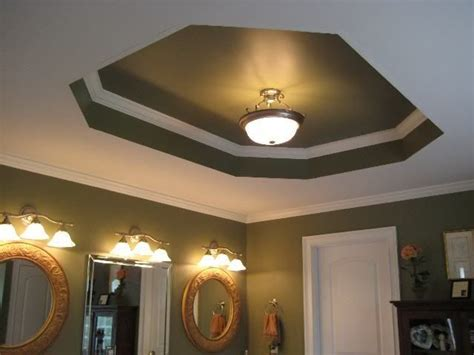 two tone tray br ceilings pinterest trey ceiling trays and paint ideas 1000 images about raised ceilings on pinterest lighting