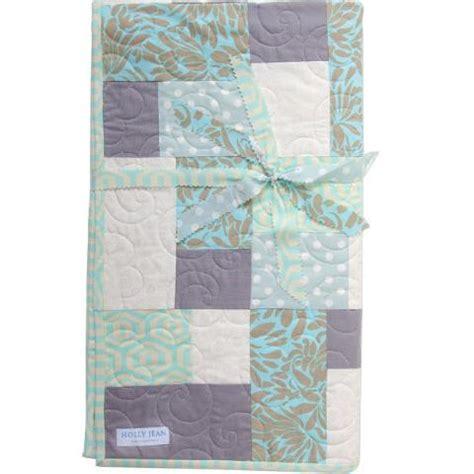 Patchwork Cot Quilts - patchwork cot quilt unisex hollyjean