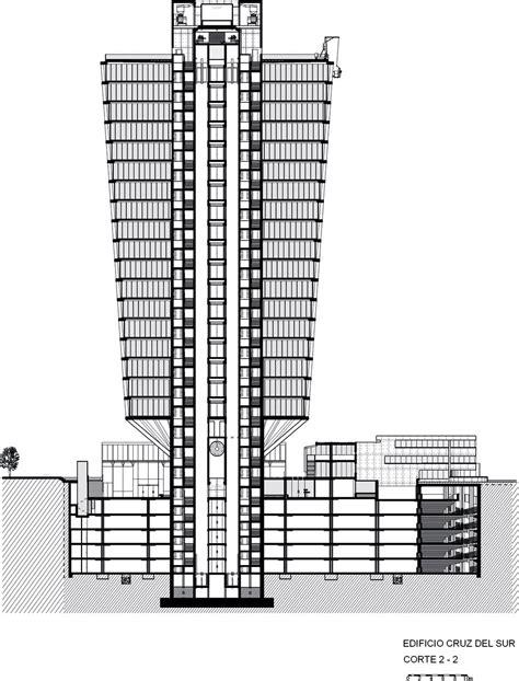 oficinas avianca barcelona edificio cruz del sur de izquierdo lehmann arquitectos