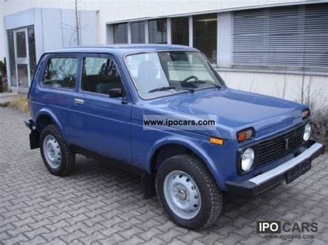 Lada Niva 2011 2011 Lada Niva 4x4 With Abs With Ahk Bestseller Car