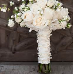 Wedding Bouquet Ribbon Wrap by 16 Beautiful Bridal Bouquet Wraps To Buy Diy Brit Co
