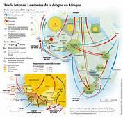 Traffico Intenso Le Rotte Della Droga In Africa