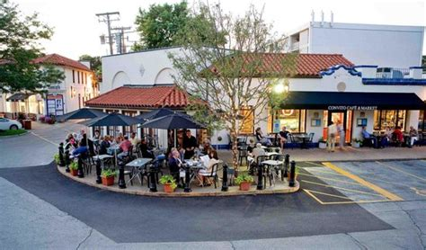 To Market Recap Outdoor Area by Gourmet Market Picture Of Convito Cafe And Market