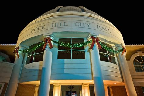 lights in rock hill sc pin by town rock hill sc on christmasville town