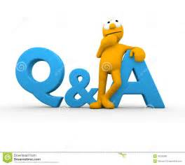 question answer royalty free stock images image 35256989
