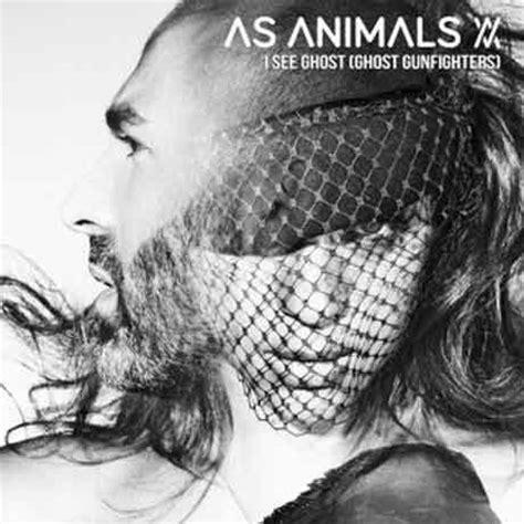 testo animals as animals i see ghost testo traduzione e