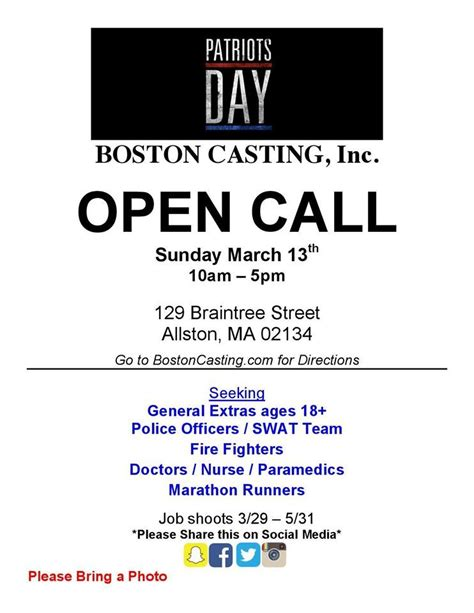 open casting film indonesia 2016 open casting call announced in boston for mark wahlberg